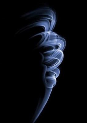 Смерч из дыма